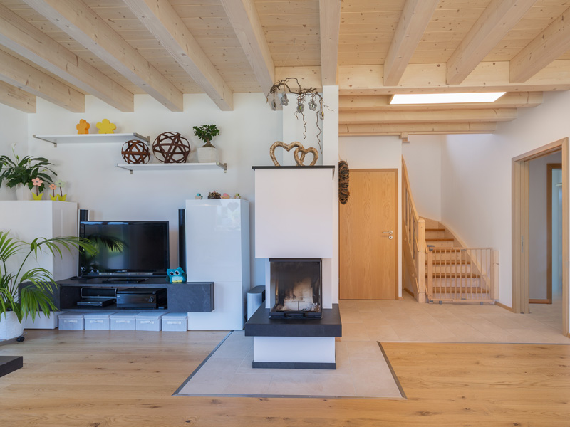 Architektenhaus Auensee von Isataler Holzhaus