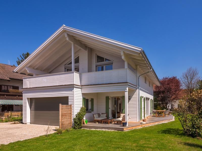 Architektenhaus Eschensee von Isataler Holzhaus