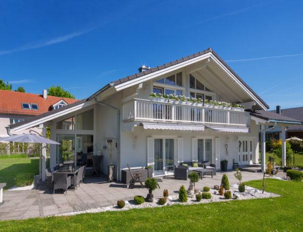 Architektenhaus Fasanensee von Isartaler Holzhaus