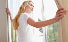 Die Lüftungsheizung: Wäre kommt mit der Frischluft