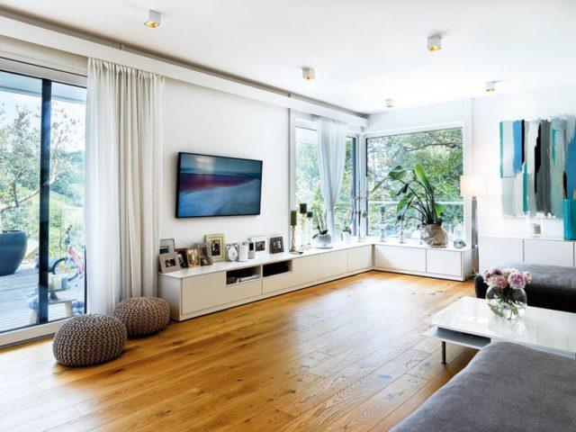 Haus Handl von Griffnerhaus Wohnen Eckfenster