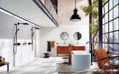 Walk-In-Dusche von Hansgrohe
