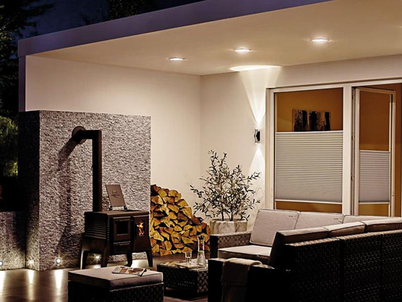 Funktionsbeleuchtung außen Terrassenbeleuchtung
